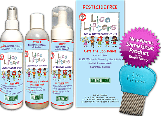 Lice Treatment Products