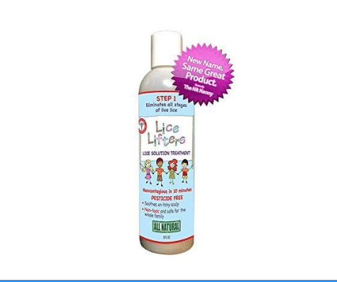 Lice Lifters Lice Solution Treatment