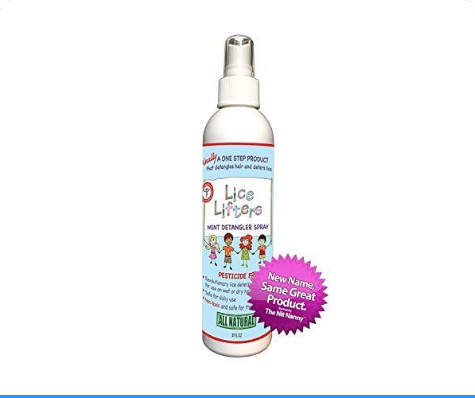Lice Lifters Mint Detangler Spray